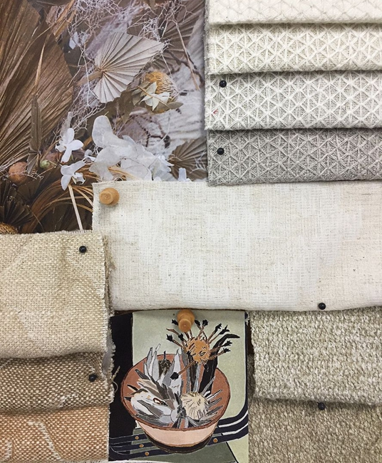 Selecting A Fabric